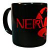 ヱヴァンゲリヲン新劇場版 NERV マグカップ(黒)