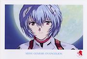 新世紀エヴァンゲリオン 2001大阪エヴァセル画展用ポストカードセット(5枚組)