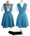 【蔵出し】【半額セール】第三新東京市立第壱中学校女子制服 Lサイズ (COSPA)