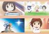 【蔵出し】【半額セール】はなまる幼稚園 はなまるなポストカードセット:秋【GAINAXオリジナル】