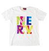 【蔵出し】RADIO EVA 【NERV×FLCL Tシャツ 01】 Mサイズ ※ヱヴァクリ展限定品