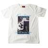 【蔵出し】RADIO EVA 【FLCL】 Tシャツ ギター(白)Lサイズ ※ヱヴァクリ展限定品