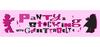 PSG Rockabilly タオルマフラー pink【GAINAXオリジナル】