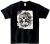 Panty&Stocking with Garterbelt X線パンティ&チャック Tシャツ ブラック Sサイズ