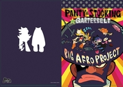 Panty&Stocking with Garterbelt BIG AFRO PROJECT A4クリアファイル(エムズファクトリー)