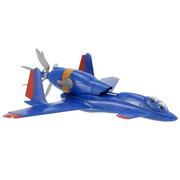 王立宇宙軍 オネアミス王国 空軍戦闘機 第3スチラドゥ(複座型) 山賀監督直筆サイン入り