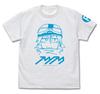 フリクリ ハル子 Tシャツ ホワイト Mサイズ(コスパ)