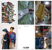 王立宇宙軍 オネアミスの翼 ポストカードセット5枚組【GAINAXオリジナル】