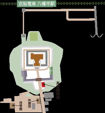 石清水八幡宮アクセス