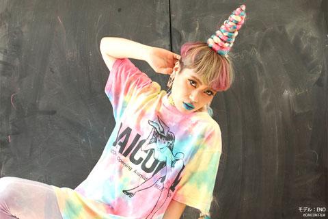 タイダイTシャツ1